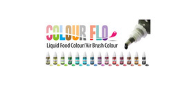 "RD colorant airbrush ""diverses couleurs"""